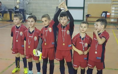 WINTER CUP 2018 – PICCOLI AMICI 2011/12