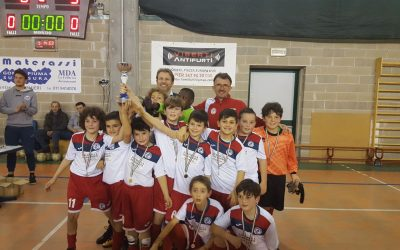 WINTER CUP 2018 – PULCINI 2008