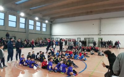 WINTER CUP 2019: PICCOLI AMICI 2012/13
