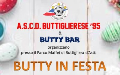 BUTTY IN FESTA