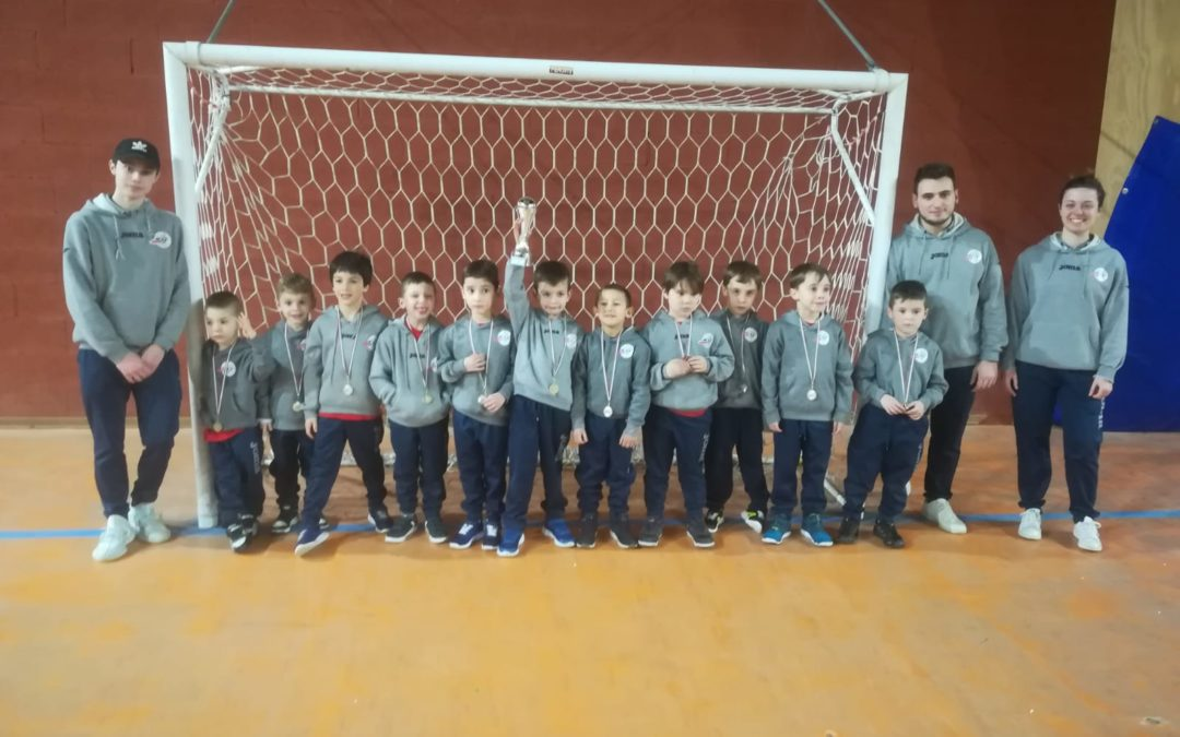 WINTER CUP 2020: PICCOLI AMICI 2013/14