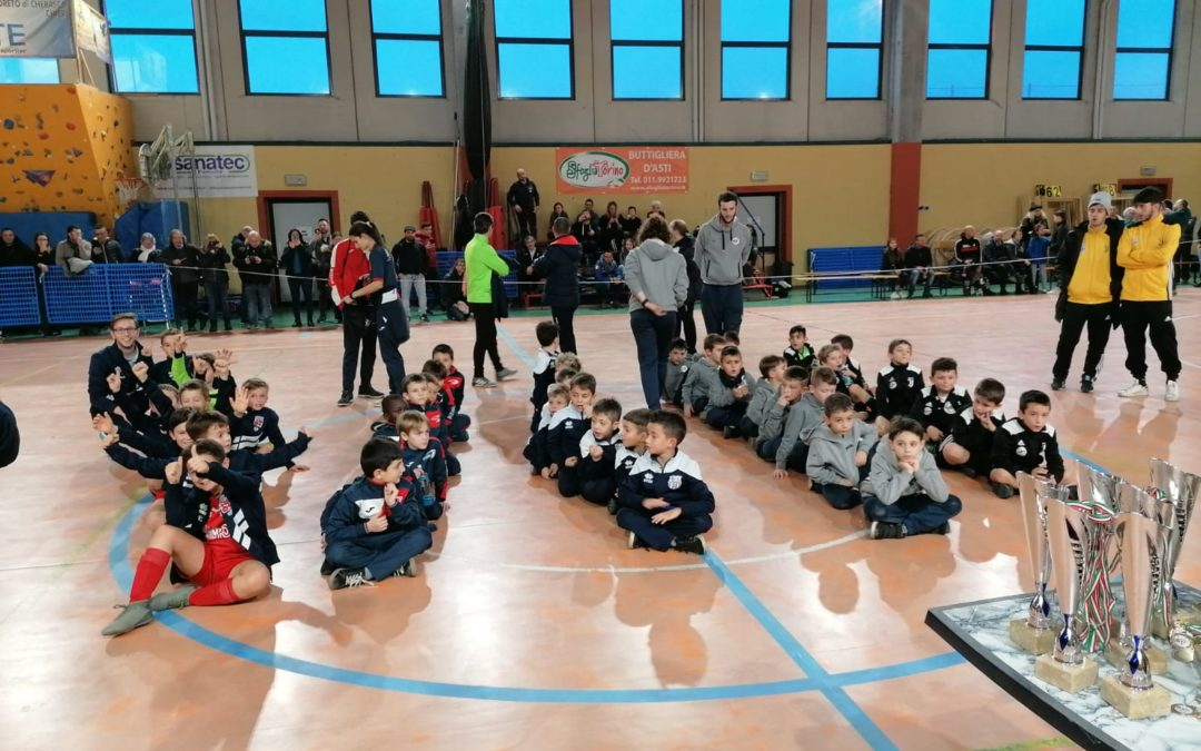 WINTER CUP 2020: PRIMI CALCI 2012