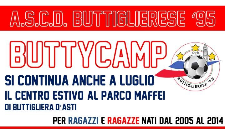 BUTTY CAMP 2020