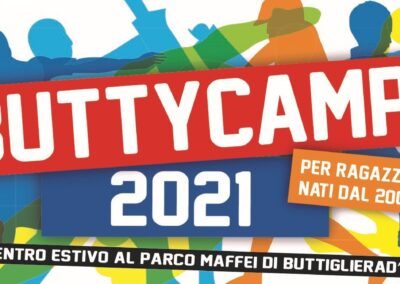 BUTTY CAMP 2021