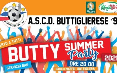 BUTTY SUMMER PARTY
